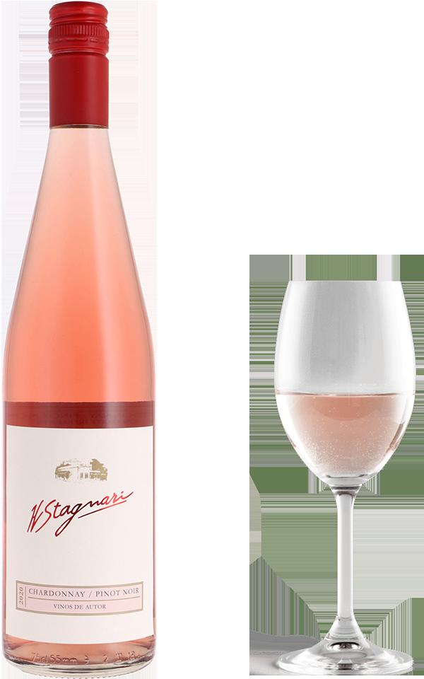 Chardonnay / Pinot Noir 750cc 2020